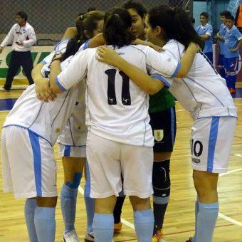 Uruguay anuncia sus 14 jugadoras para Sudamericano Sub-20 de Futsal