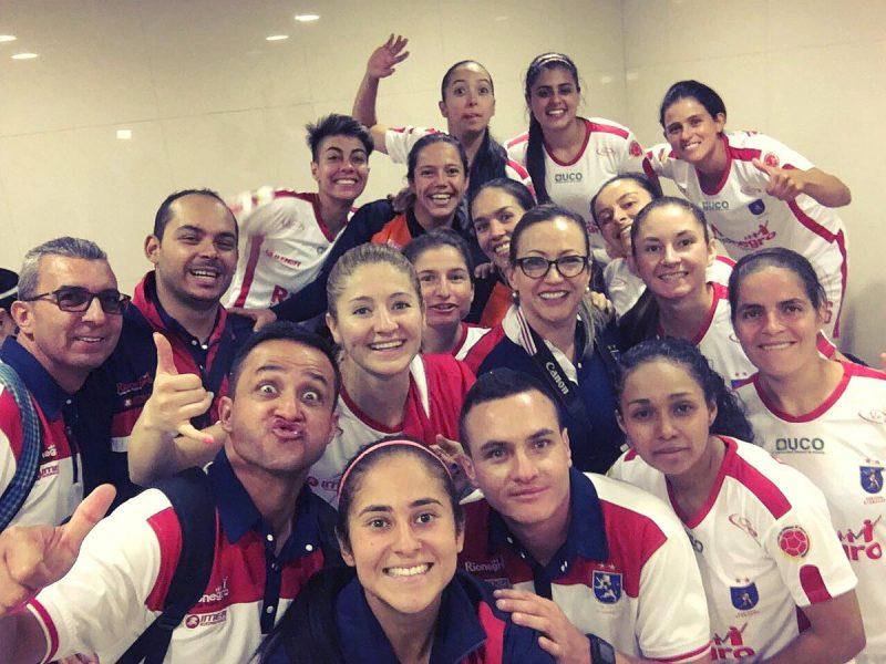 Con pie derecho Rionegro inició su participación en la Copa Libertadores de Futsal.