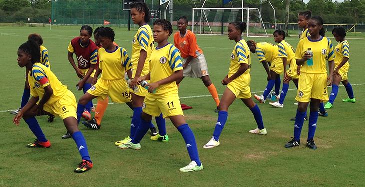 Avanza el torneo Sub-15 de CONCACAF.