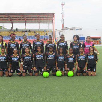 Bechara F.C y su primera victoria en el torneo Interclubes.