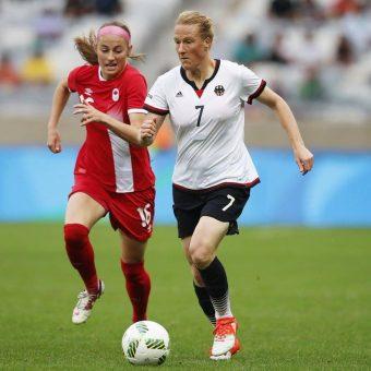 Final europea en el fútbol femenino olímpico