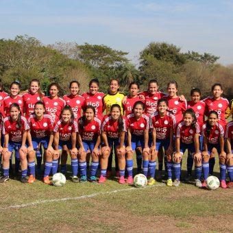 La selección paraguaya sub17 sigue firme su preparación al Mundial de Jordania.