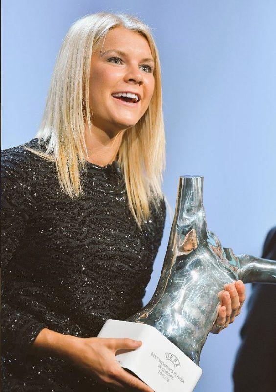 Ada Hegerberg: la nueva reina del fútbol europeo