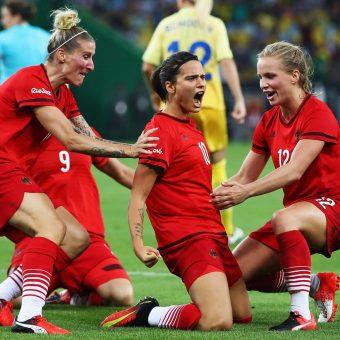 Alemania es oro, Suecia es plata y Canadá es bronce en Río 2016