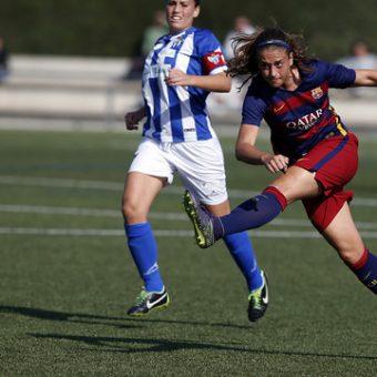 Alexia Putellas se perderá el debut de Liga frente a Granadilla Tenerife