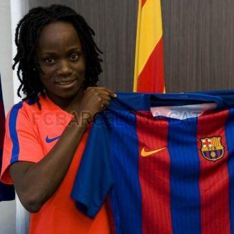 Koko Ange N'Guessan, el sexto fichaje que incorpora el FC Barcelona