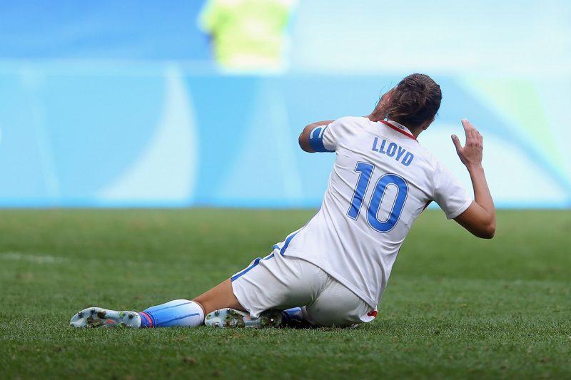 Carli Lloyd ya definió su futuro dentro del fútbol
