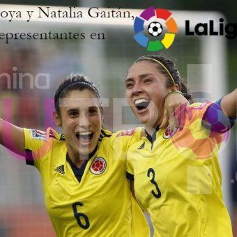 La Liga Iberdrola con dos jugadoras colombianas, empezará éste fin de semana.