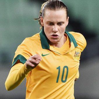 Emily Van Egmond firma su vínculo con el Wolfsburgo