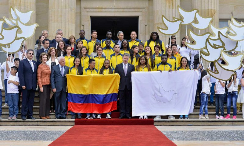 Colombia 'deportivamente burocrática' o 'burocráticamente deportiva'