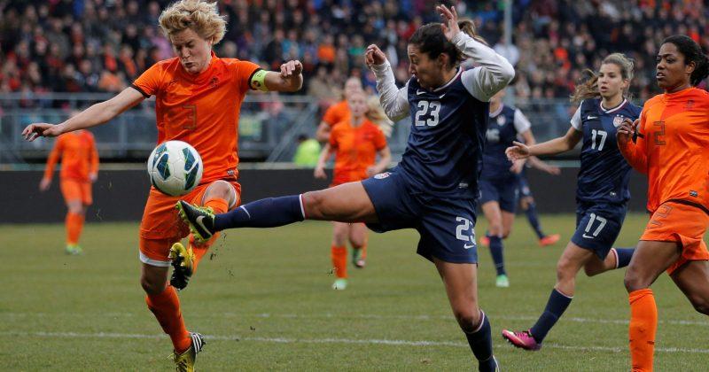 Estados Unidos jugará contra Tailandia y Países Bajos después de Río