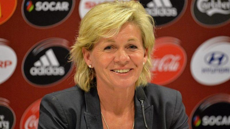 Silvia Neid, una vida dedicada al fútbol femenino