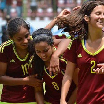 Selección de Venezuela sub-17 sigue su preparación en Estados Unidos.