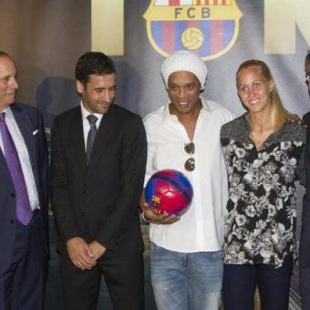 El Barcelona quiere crear un equipo de fútbol femenino en Estados Unidos.