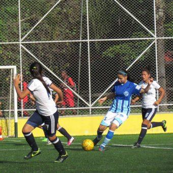 Programación de partidos, segunda ronda del Torneo Interclubes Femenino