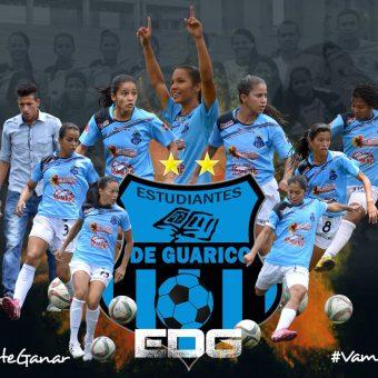 Estudiantes de Guárico representará a Venezuela en la Copa Libertadores Femenina.