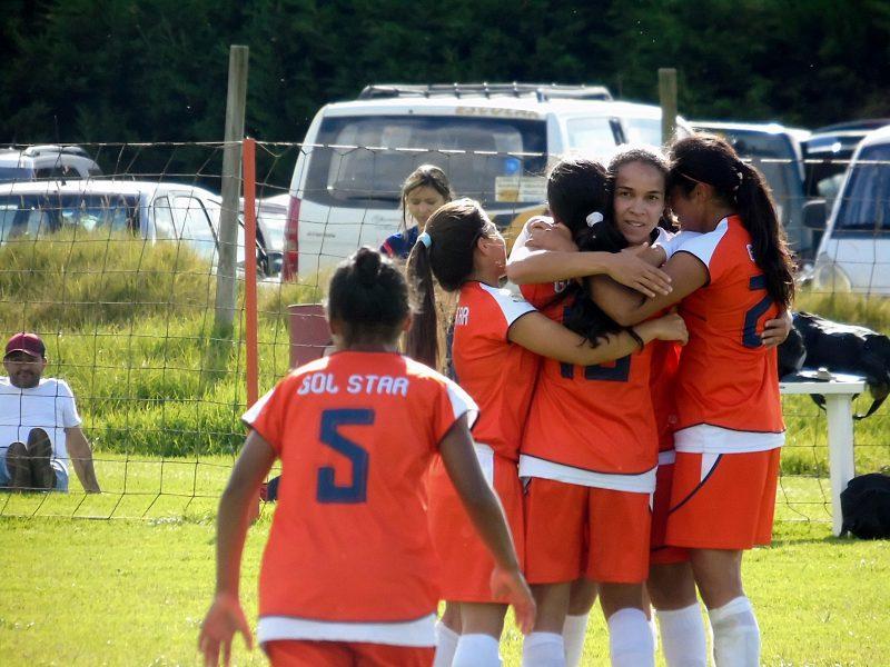 Gol Star ganó y clasificó a la siguiente ronda del torneo Difútbol