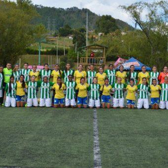 Atlético Nacional fuerte en casa.