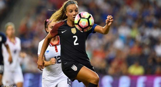 Selección sub-20 de Estados Unidos se prepara para el Mundial de Nueva Guinea.