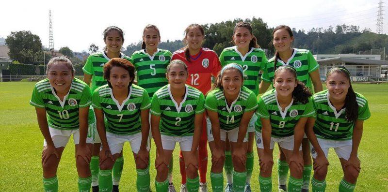 Convocatoria de la selección de México sub-17 para el Mundial de Jordania.