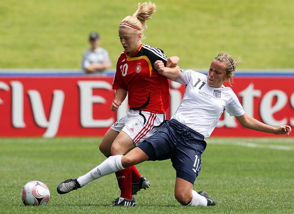 Alemania vs. Inglaterra (3er puesto)