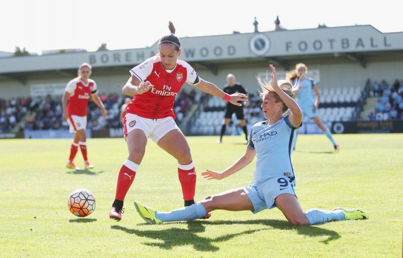 Manchester City acaricia el título de la liga inglesa y aseguró cupo a la Champions League Femenina
