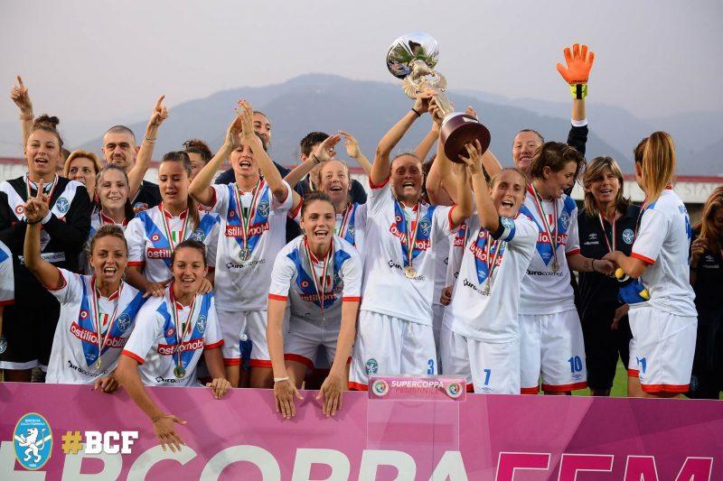 Brescia conquista la Supercopa de Italia con doblete de Sabatino