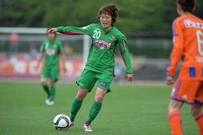 Resumen jornada 13 del campeonato femenino de Japón