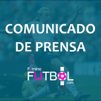 Comunicado de Prensa # 8