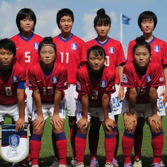 Mundial Femenino Sub-17 Trinidad y Tobago 2010: El turno fueron para las surcoreanas