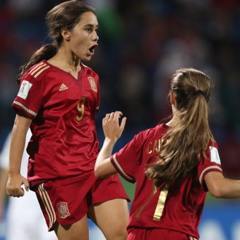 España y México debutan con goleadas en el Mundial Sub-17