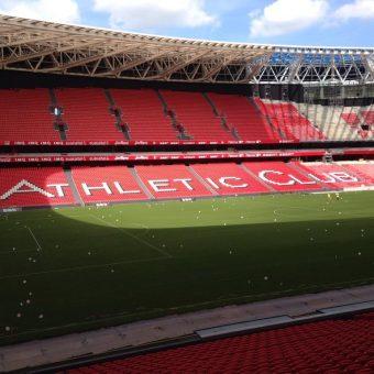 Dos partidos de la Champions Femenina se jugarán en míticos estadios