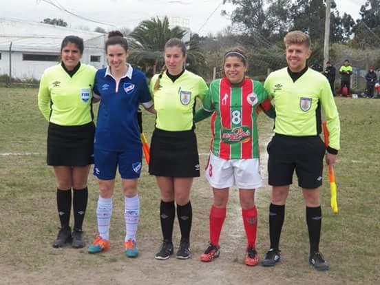 Arranque demoledor de Colón en el fútbol femenino uruguayo