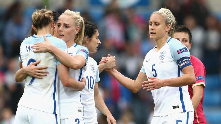 Inglaterra llama a 23 jugadoras para partidos clasificatorios contra Estonia y Bélgica