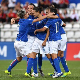 Italia convoca 23 jugadoras para torneo amistoso en Brasil