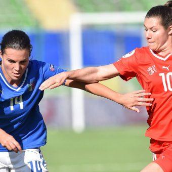 8 cupos para la Eurocopa Femenina en juego. Previa Fecha FIFA