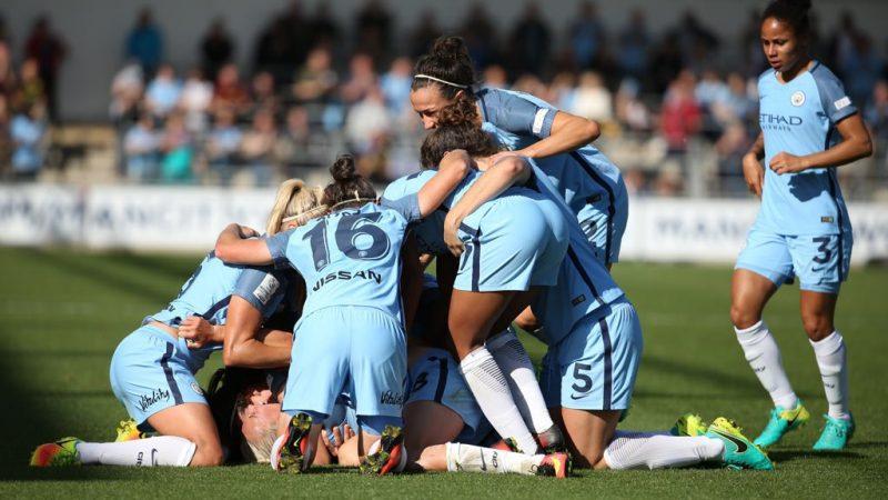 Manchester City es campeón de la Liga Femenina de Inglaterra
