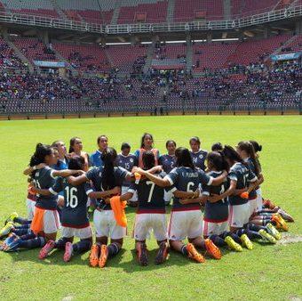 Escogidas las 21 jugadoras que representarán a Paraguay en el Mundial de Jordania sub-17.