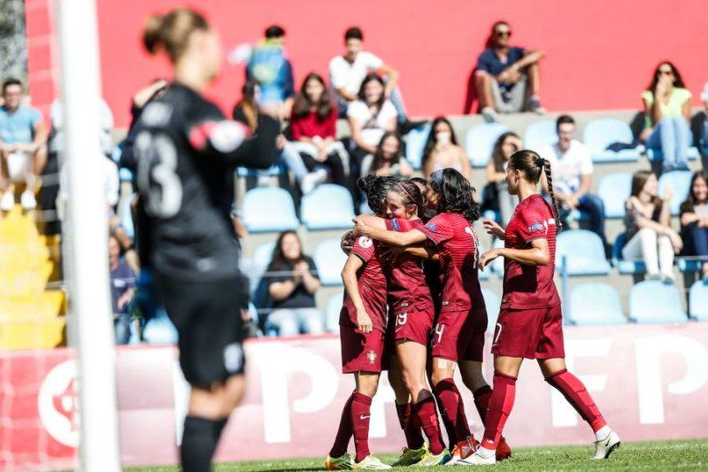 Portugal le otorgó la clasificación a 3 selecciones para la Eurocopa Femenina