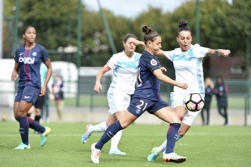 Paris Saint-Germain gana el derby contra Olympique de Marsella