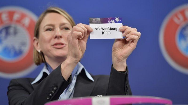 Se sortearon los partidos de dieciseisavos de final de la UEFA Women's Champions League