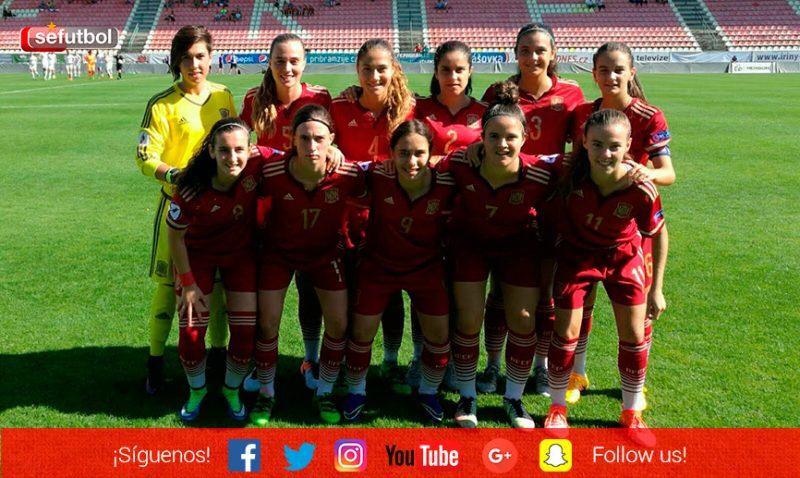Estas son las elegidas de España para el Mundial de Jordania.