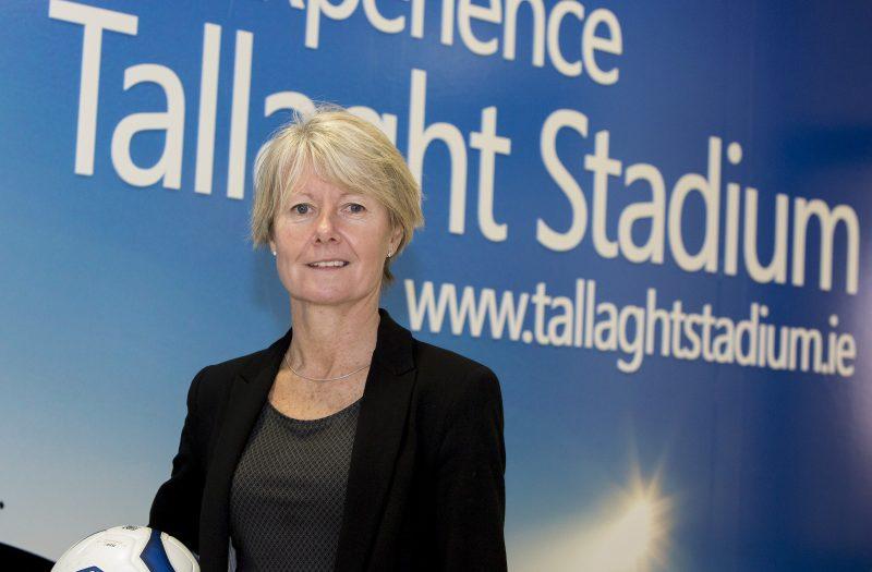Sue Ronan deja su cargo como seleccionadora de Irlanda