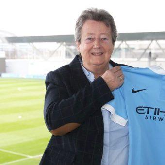 Sylvia Gore, leyenda del fútbol femenino inglés, falleció a los 71 años de cáncer