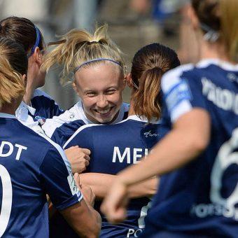 Turbine Postdam sorprende a Frankfurt en la Bundesliga Femenina (Resumen Fecha 2)