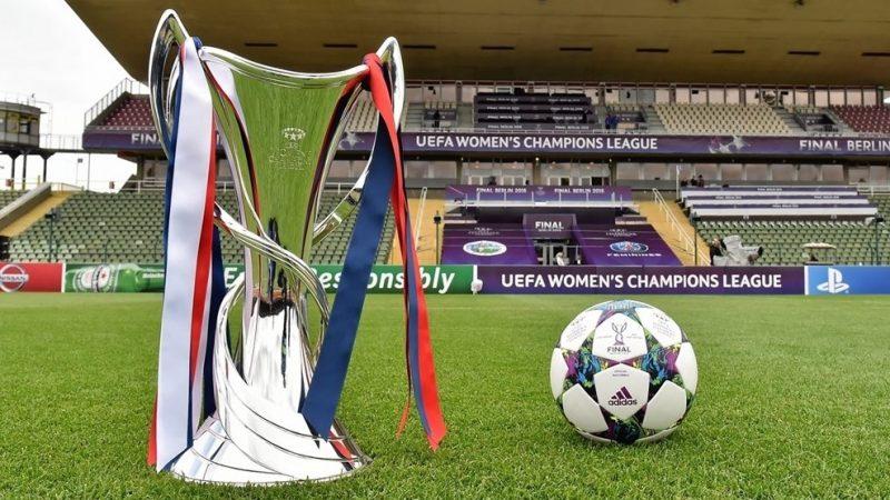Programación UEFA Women's Champions League: 1/16 Final