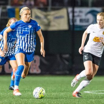 Western New York Flash, último equipo en ingresar a los Play-Offs de la NWSL