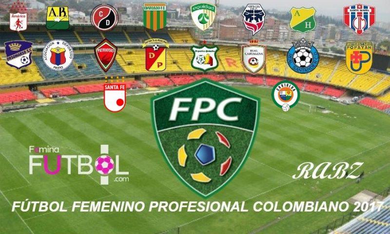 Todo listo para la Liga Profesional Femenina de Fútbol en Colombia