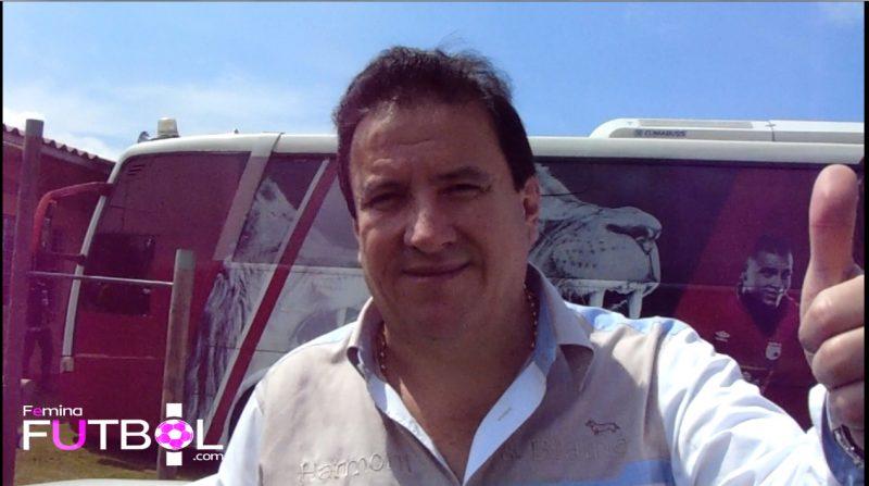 """Quiero que este equipo clasifique a Copa Libertadores"": César Pastrana"