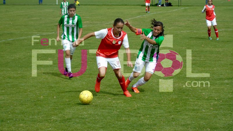 Santa Fe sigue firme: goleó a Verdolagas 3-0